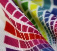 Печать на полиэстровой ткани
